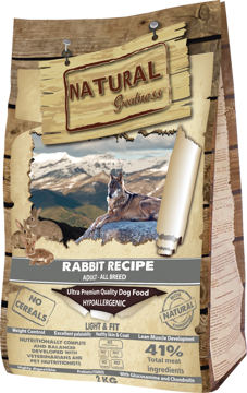 Imagem de NATURAL GREATNESS | Rabbit Light & Fit