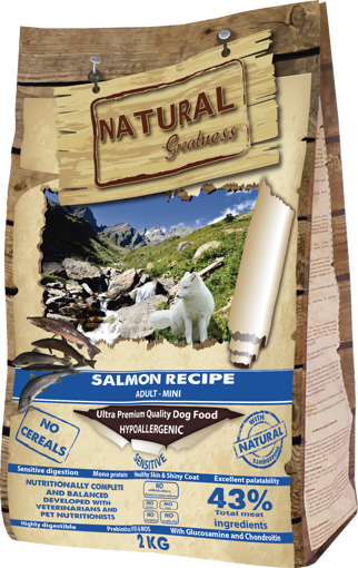 Imagem de NATURAL GREATNESS   Salmon Sensitive Mini