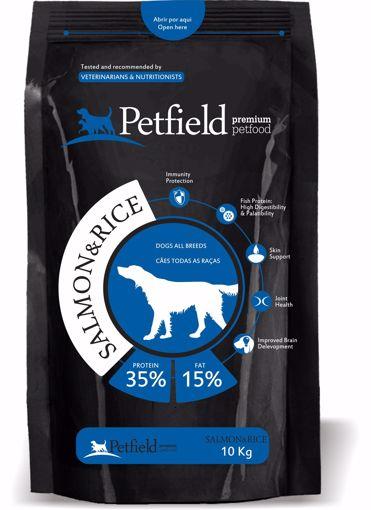 Imagem de PETFIELD | Salmon & Rice 10 kg