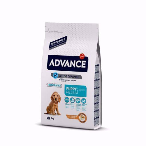 Imagem de ADVANCE Dog | Puppy Medium Chicken & Rice