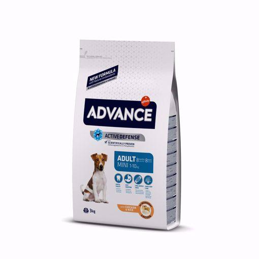 Imagem de ADVANCE Dog | Mini Adult Chicken & Rice