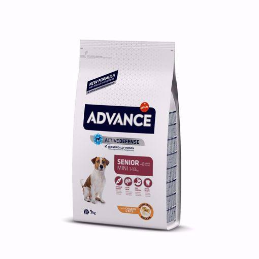 Imagem de ADVANCE Dog | Mini Senior Chicken & Rice