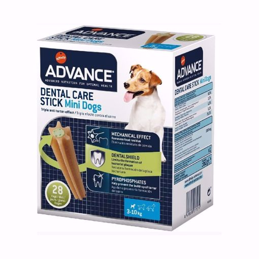 Imagem de ADVANCE Dog   Snack Dental Stick Mini Multipack 360 g