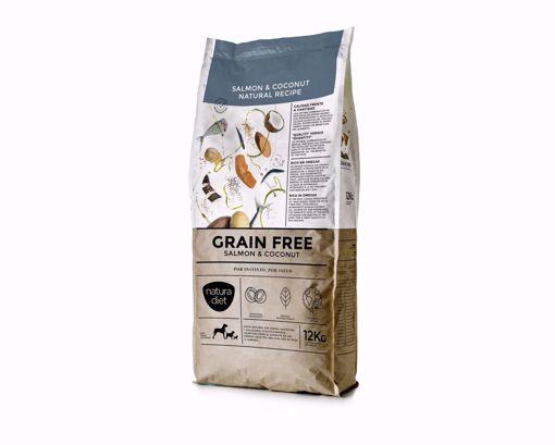 Imagem de NATURA DIET | Grain Free Salmon & Coconut Adult