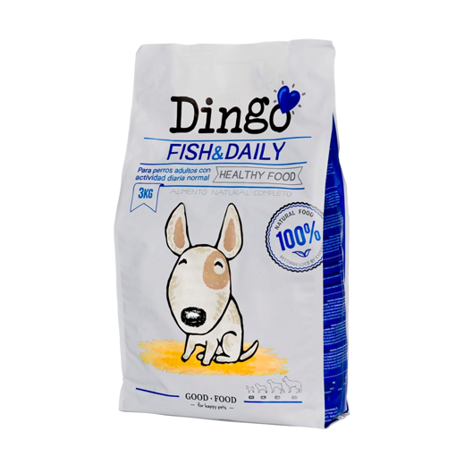 Imagem de DINGO | Fish & Daily