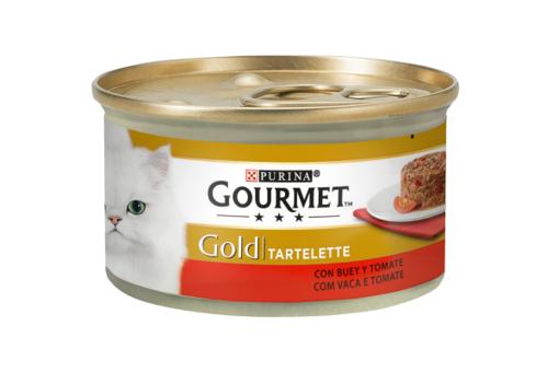Imagem de GOURMET GOLD | Tartelette Carne de Vaca e Tomate