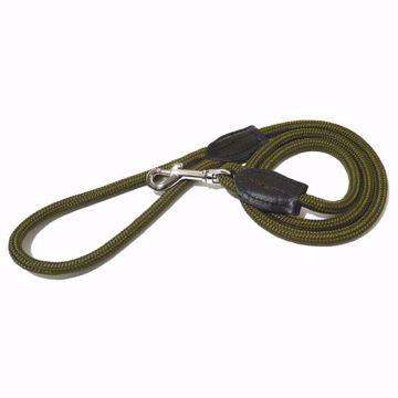 Imagem de ROSEWOOD | Rope Twist Lead Green 48 IN