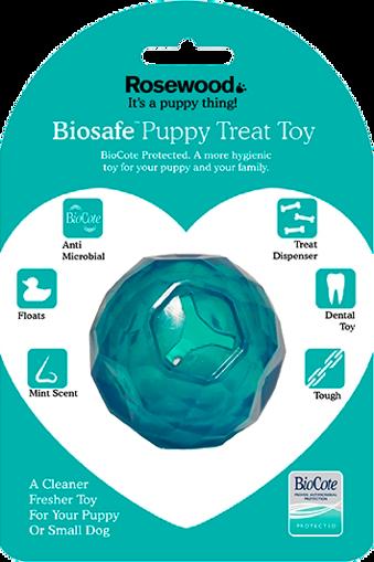 Imagem de BIOSAFE | Puppy Treat Toy Ball