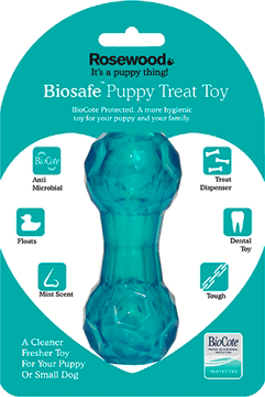 Imagem de BIOSAFE | Puppy Treat Toy Bone