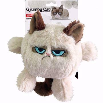 Imagem de GRUMPY CAT   Head Dog Toy