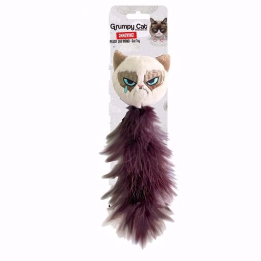 Imagem de GRUMPY CAT   Feather Tail