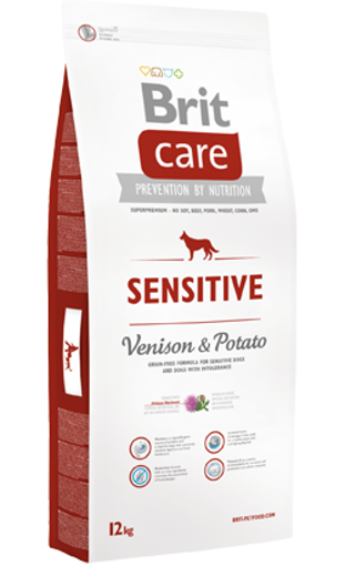 Brit Care Dog Sensitive | Venison & Potato