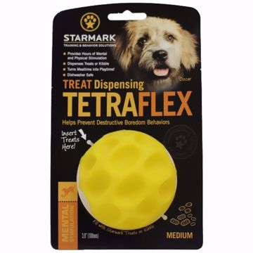 Tetraflex Treat Dispensing