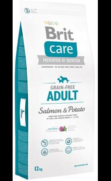 Brit Care Grain-free Dog Adult | Salmon & Potato