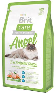 Brit Care Cat Angel Senior | High Chicken