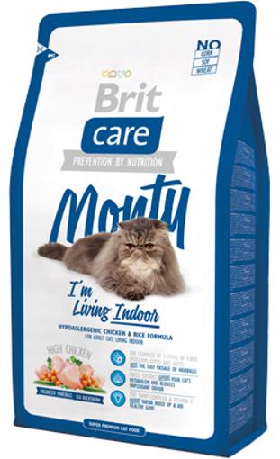Brit Care Cat Monty Indoor   High Chicken