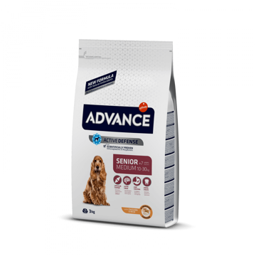 Imagem de ADVANCE Dog | Medium Senior Chicken & Rice
