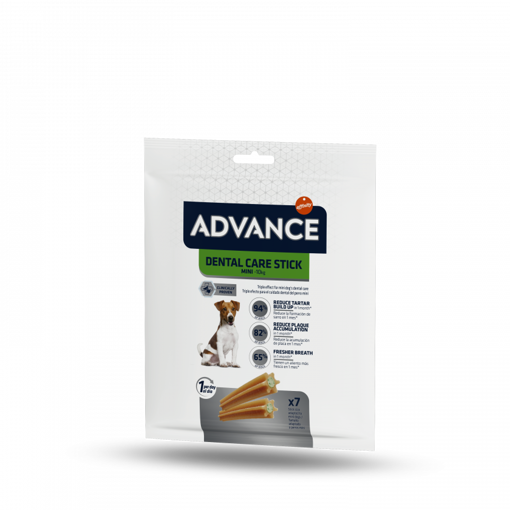 Imagem de ADVANCE Dog | Snack Dental Care Stick Mini 90 g