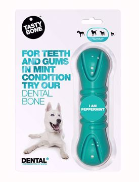 TASTYBONE Dental Bone Large Peppermint