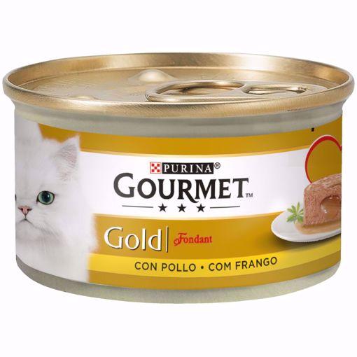 Imagem de GOURMET GOLD | Fondant Frango