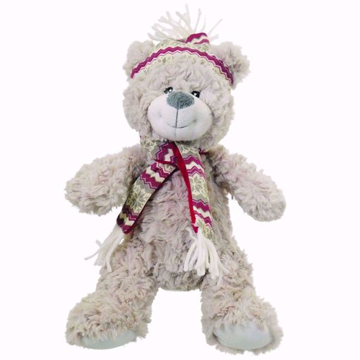 Imagem de ROSEWOOD | Luxury Silver Plush Polar Bear