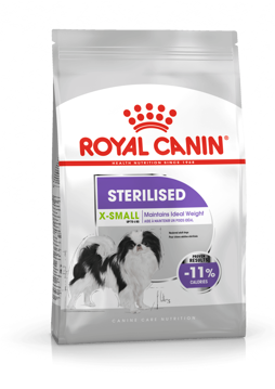 Imagem de ROYAL CANIN | Dog X-Small Sterilised 1,5 kg