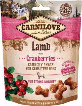 Imagem de CARNILOVE Dog | Crunchy Snack Lamb & Cranberries  200 g