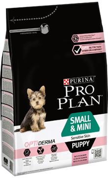 Imagem de PRO PLAN | Dog Small & Mini Puppy Sensitive Skin 3 kg