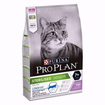 Imagem de PRO PLAN | Cat Sterilised Longevis 7+ Turkey & Rice