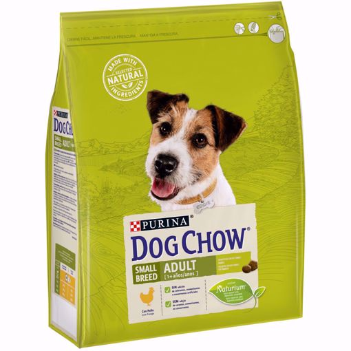 Imagem de DOG CHOW | Small Breed Adult Frango 2,5 kg
