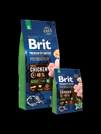 Imagem de BRIT Premium by Nature | Dog Adult XL