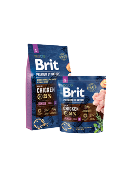 Imagem de BRIT Premium by Nature | Dog Junior S
