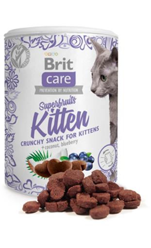 Imagem de BRIT Care   Cat Snack Superfruits Kitten 100 g