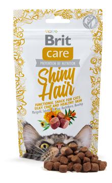 Imagem de BRIT Care | Cat Snack Shiny Hair 50 g