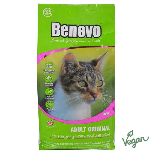 Imagem de BENEVO | Ração para Gato Vegan Original
