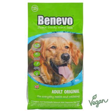 Imagem de BENEVO | Ração para Cão Vegan Adulto Original