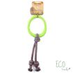 Imagem de BECO PETS | Beco Hoop On a Rope L