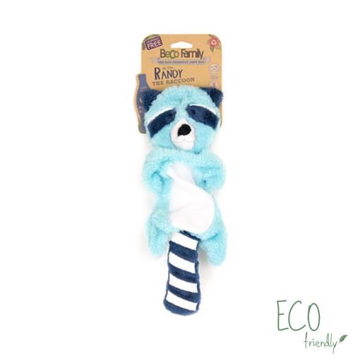 Imagem de BECO PETS | Beco Soft Toy Raccoon