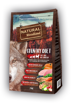 Natural Woodland Coutry Diet
