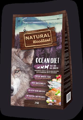 Natural Woodland Oceandiet 2 kg
