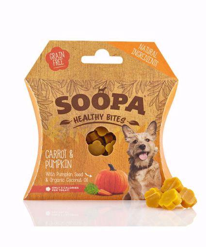 Imagem de SOOPA | Healthy Bites Cenoura & Abóbora 50 g
