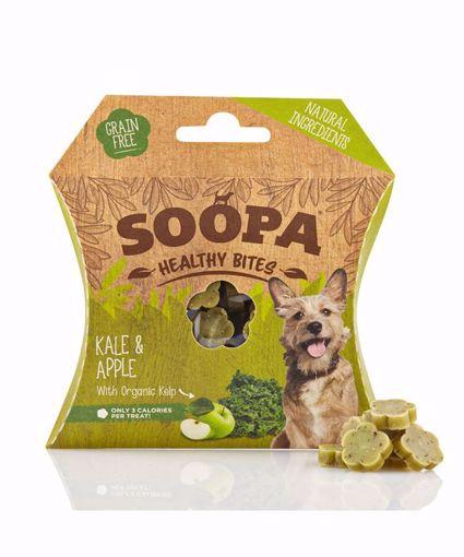 Imagem de SOOPA   Healthy Bites Couve & Maçã 50 g