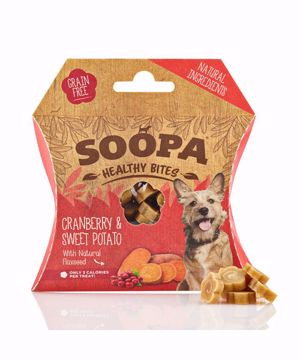 Imagem de SOOPA | Healthy Bites Arando & Batata Doce 50 g