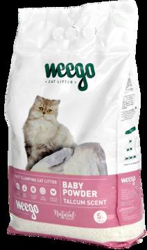 Imagem de WEEGO | Baby Powder Areia para Gato