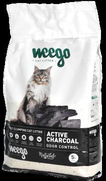Imagem de WEEGO | Active Charcoal Areia para gato