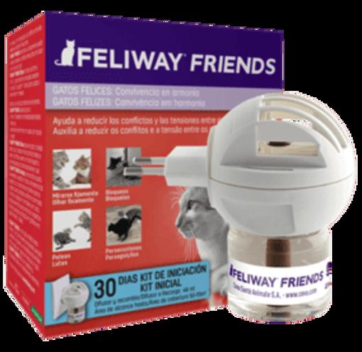 Imagem de FELIWAY | Friends Difusor + Recarga 48 ml