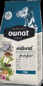 Imagem de OWNAT Cão | Classic Fish