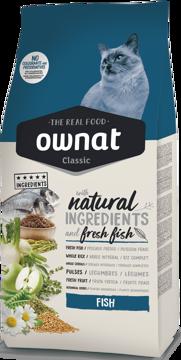 Imagem de OWNAT Gato | Classic Fish