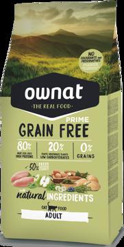 Imagem de OWNAT Gato | Prime Grain Free Adult