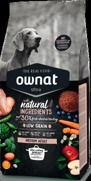 Imagem de OWNAT Cão | Ultra Medium Adult